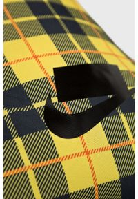 Żółty plecak Nike Sportswear