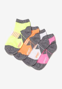 Skarpetki Born2be w kolorowe wzory