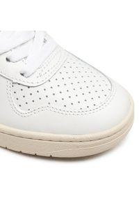 Veja Sneakersy V-10 Leather VX021267A Biały. Kolor: biały