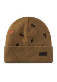 Zielona czapka zimowa Dakine