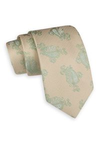 Krawat Angelo di Monti paisley, wizytowy