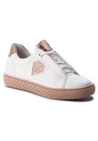 Białe buty sportowe Gabor