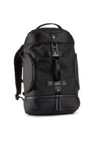 Czarna torba na laptopa Pajar