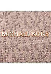 Beżowa torebka klasyczna Michael Kors klasyczna