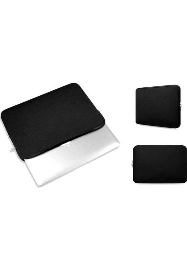 "Etui Pan i Pani Gadżet MacBook Pro Air 15 15"" Czarny. Kolor: czarny"