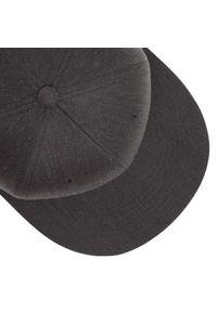 Szara czapka z daszkiem Vans