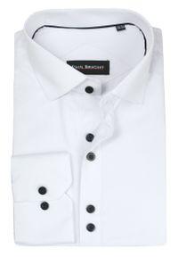 Biała elegancka koszula Paul Bright