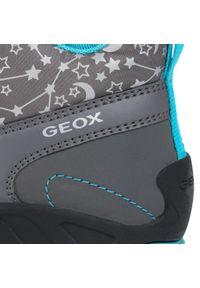 Szare półbuty Geox