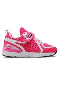Primigi - Sneakersy PRIMIGI - 7451300 Fuxia. Zapięcie: rzepy. Kolor: różowy. Materiał: skóra ekologiczna, materiał. Szerokość cholewki: normalna