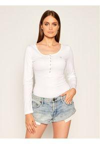 Biała bluzka Guess