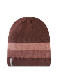 Różowa czapka zimowa Arc'teryx