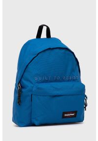 Eastpak - Plecak. Kolor: niebieski