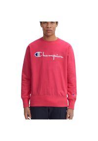 Bluza Champion długa, z aplikacjami, klasyczna, z długim rękawem