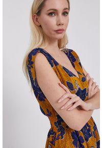 Morgan - Sukienka. Materiał: tkanina. Typ sukienki: rozkloszowane #5
