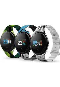 Biały zegarek MOTUS smartwatch