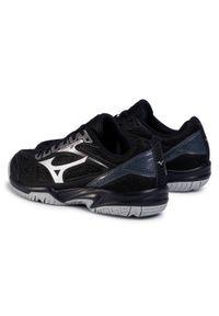 Czarne buty treningowe Mizuno z cholewką