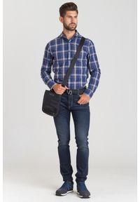 Koszula JOOP! Jeans na spotkanie biznesowe, w kratkę, na lato, biznesowa