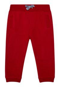 Czerwone spodnie dresowe Mayoral
