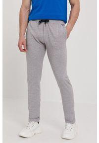 CMP - Spodnie. Kolor: szary. Materiał: dzianina