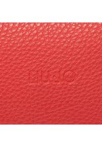 Czerwona kosmetyczka Liu Jo
