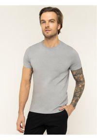 MICHAEL Michael Kors T-Shirt CR95HXC7TA Szary Modern Fit. Kolor: szary