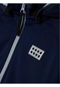 LEGO Wear Kurtka przejściowa 11010031 Granatowy Regular Fit. Kolor: niebieski