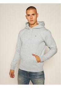 Tommy Jeans Bluza Regular Fleece DM0DM09593 Szary Regular Fit. Kolor: szary