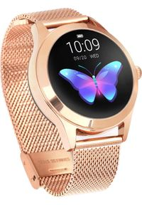 Złoty zegarek Smart And You smartwatch