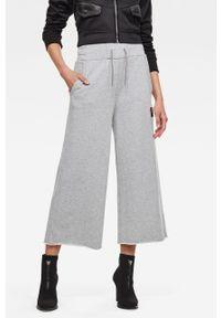 Szare spodnie materiałowe G-Star RAW