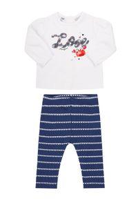 Primigi Komplet bluzka i legginsy Ocean Drive 45196511 Kolorowy Regular Fit. Wzór: kolorowy