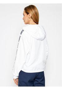 Biała kurtka przejściowa Tommy Jeans