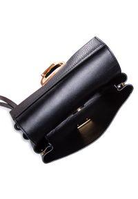 Czarna torebka klasyczna Coccinelle klasyczna #5
