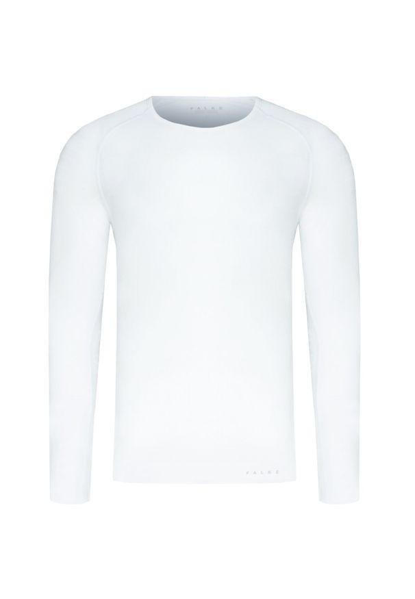 Biała koszulka termoaktywna Falke