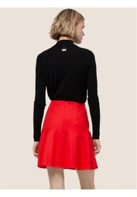 Czerwona spódnica Hugo