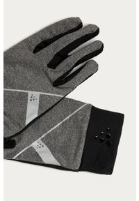 Szare rękawiczki Craft