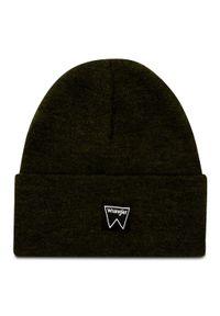 Zielona czapka zimowa Wrangler