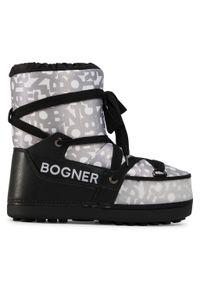 Szare śniegowce Bogner