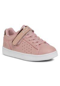 Champion Sneakersy Alexia G Ps S31545-F20-PS047 Różowy. Kolor: różowy
