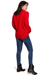 Sweter na jesień, klasyczny