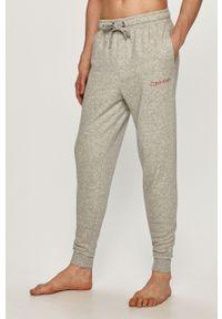 Szare spodnie dresowe Calvin Klein Underwear melanż
