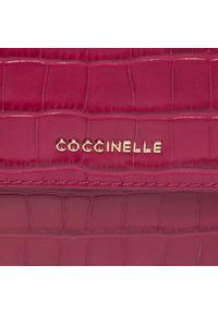 Różowa listonoszka Coccinelle