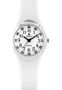 Srebrny zegarek Perfect