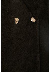 Czarny płaszcz only bez kaptura, klasyczny