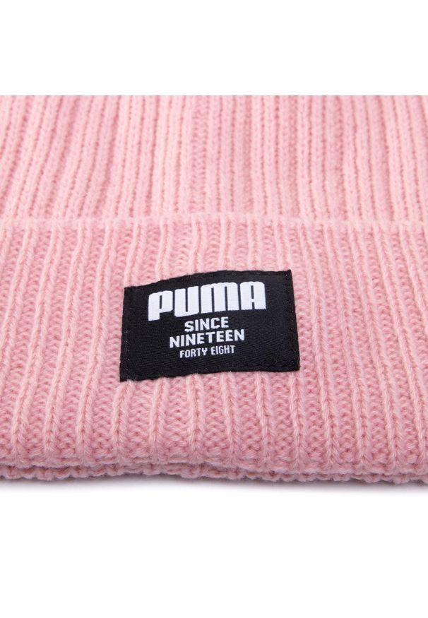 Różowa czapka z daszkiem Puma