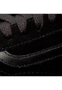 Vans - Tenisówki VANS - Old Skool VN0A38G1NRI (Suede) Black/Black/Black. Kolor: czarny. Materiał: zamsz, skóra. Szerokość cholewki: normalna. Model: Vans Old Skool #7