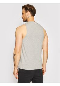 TOMMY HILFIGER - Tommy Hilfiger Tank top Graphic MW0MW18588 Szary Relaxed Fit. Kolor: szary