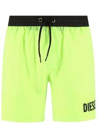 Żółte szorty Diesel #4
