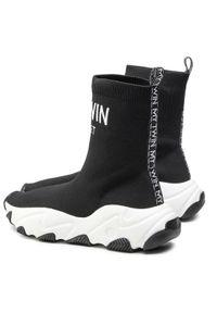 Czarne buty sportowe My Twin do biegania
