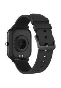 Colmi - Smartwatch COLMI P8 Pro Czarny. Rodzaj zegarka: smartwatch. Kolor: czarny. Styl: casual