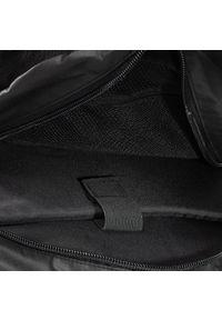 Czarna torba na laptopa Superdry